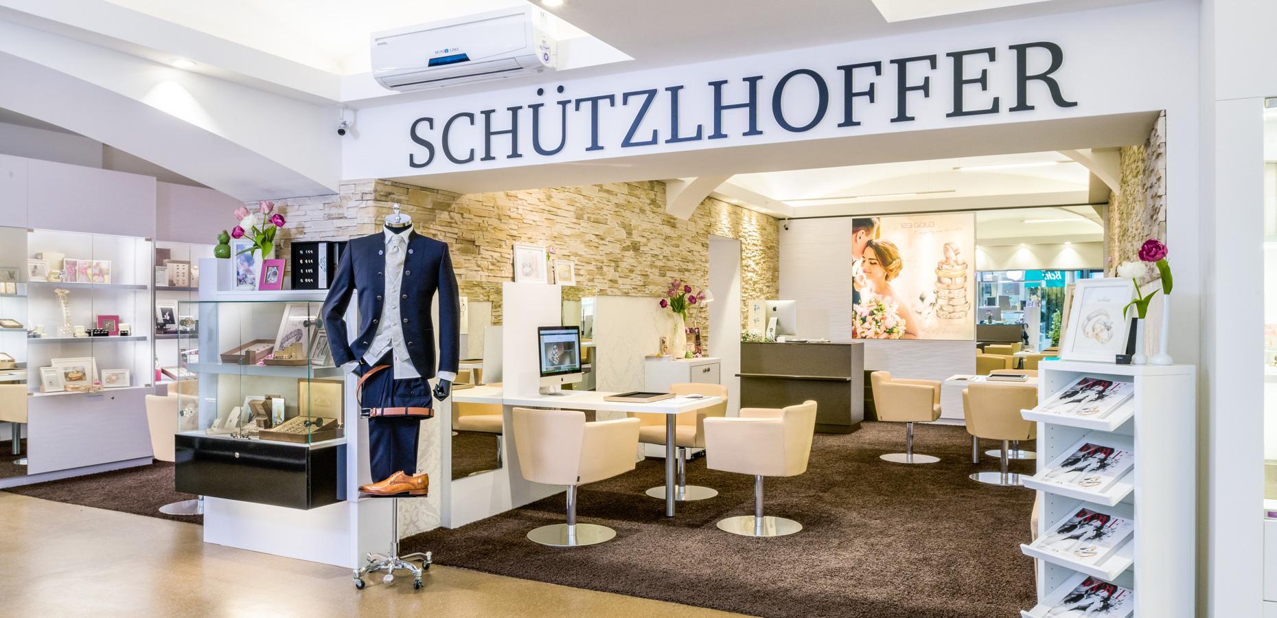 Trauringlounge von Juwelier Schützlhoffer in Villach